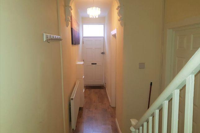 Hallway of Eclipse Street, Roath, Cardiff CF24