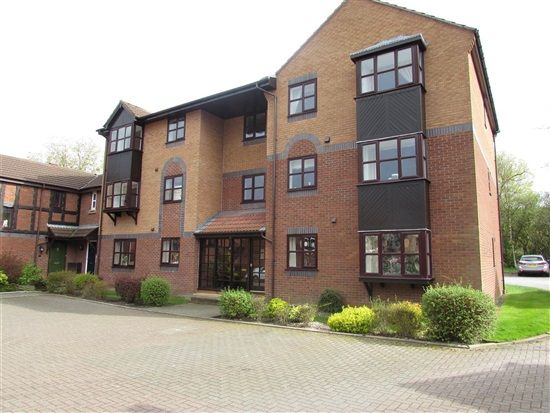 Thumbnail Flat for sale in Gilderdale Court, Lytham St. Annes