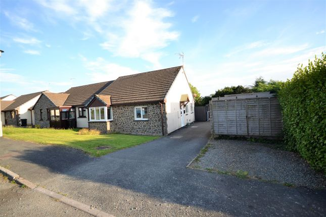2 bed semi-detached bungalow for sale in Picton Close, Templeton, Narberth SA67
