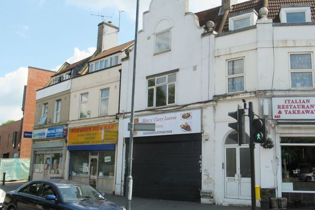 Thumbnail Flat for sale in 10A Central Parade, Denning Avenue, Croydon, Surrey