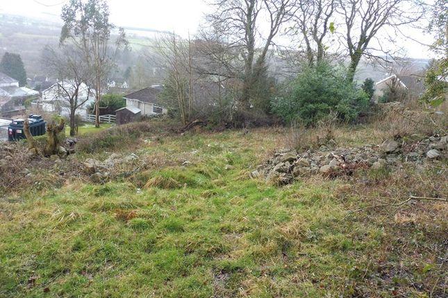 Thumbnail Land for sale in Cloth Hall Lane, Cefn Coed, Merthyr Tydfil