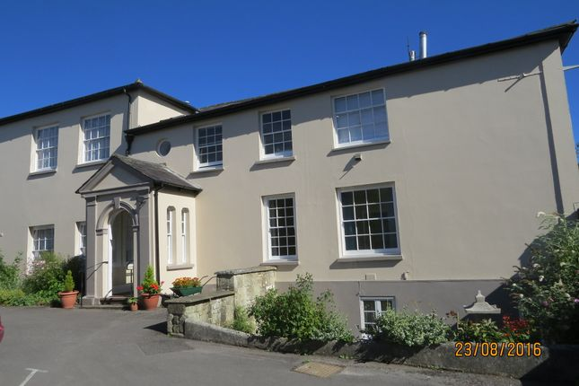 Thumbnail Flat to rent in Cann Lodge, Salisbury Street, Shaftesbury, Dorset
