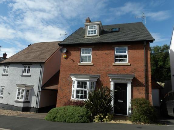 Thumbnail Detached house for sale in Rectory Close, Sutton Bonington, Loughborough, Leicestershire