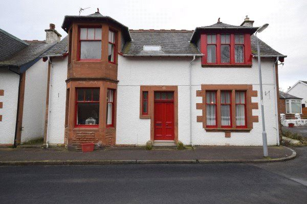 Thumbnail Detached house for sale in Ladeside, Newmilns, East Ayrshire
