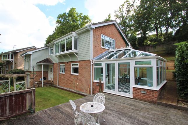 Thumbnail Detached house for sale in Webster Way, Alverstone Garden Village, Sandown