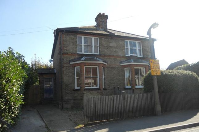 Thumbnail Semi-detached house for sale in Walton Street, Walton On The Hill, Tadworth, Surrey
