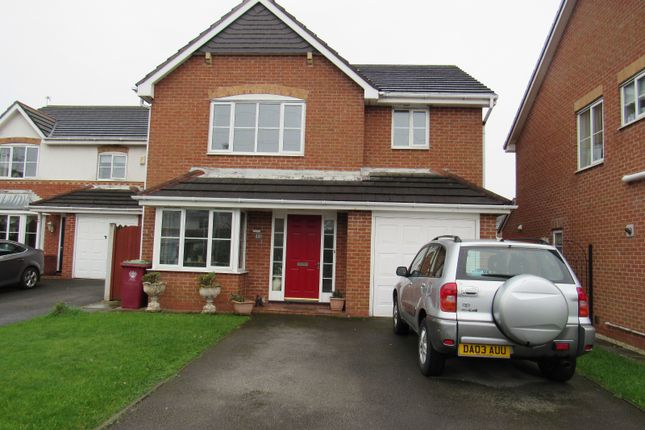 Thumbnail Detached house to rent in Fennel Close, Bispham