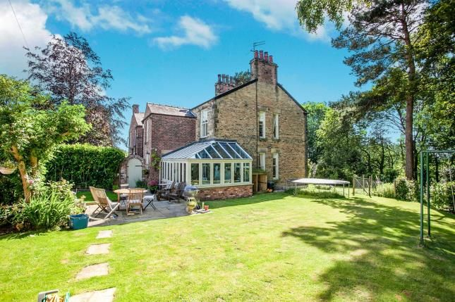 Thumbnail End terrace house for sale in Alderley View, Bollington, Macclesfield, Cheshire
