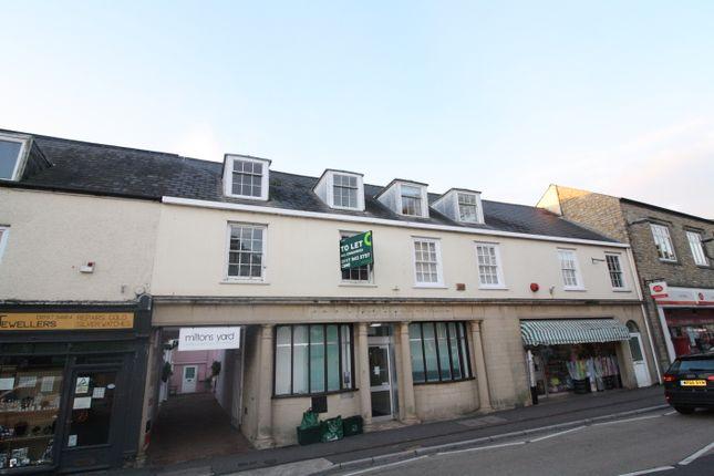 Thumbnail Flat to rent in West Street, Axminster, Devon