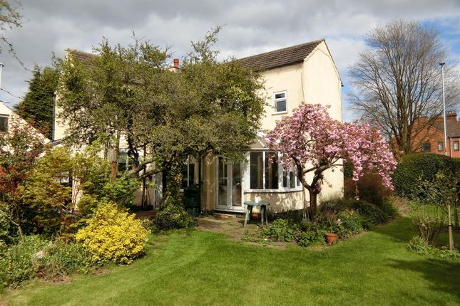 Thumbnail Detached house for sale in Melbourne Road, Ibstock, Leicestershire