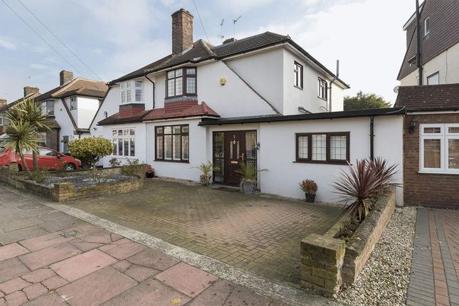 Thumbnail Semi-detached house for sale in Brendon Road, London