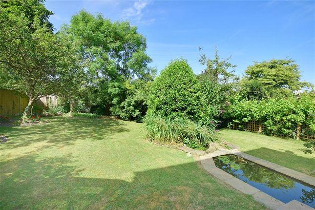 Rear Garden of Green Curve, Banstead, Surrey SM7