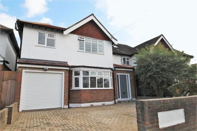 Thumbnail Semi-detached house to rent in High Drive, New Malden