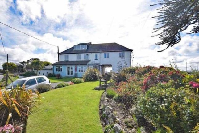 Thumbnail Detached house for sale in Highfield Lodge, Halwyn Road, Crantock, Newquay, Cornwall