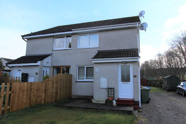 Thumbnail Flat for sale in 15 Hazel Avenue, Culloden, Inverness
