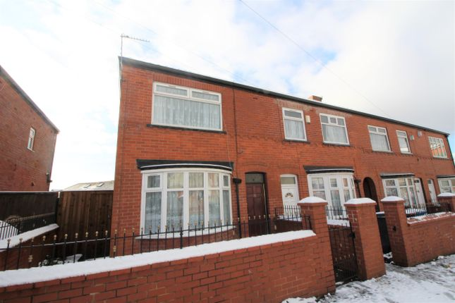 Thumbnail End terrace house to rent in Norfolk Street, Oldham