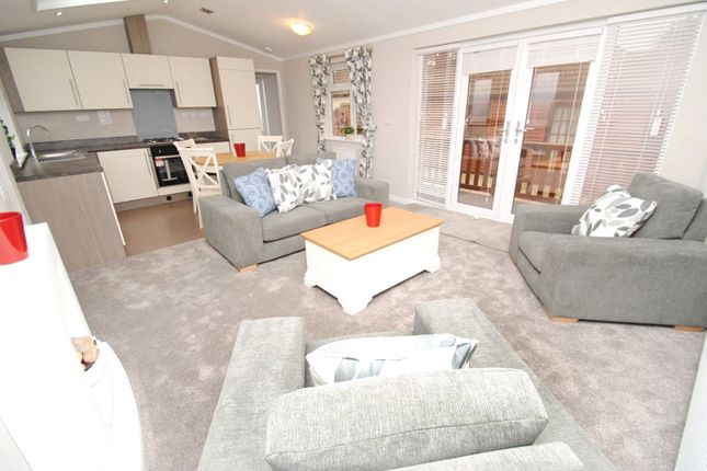 Thumbnail Detached bungalow for sale in The Retreat, Southwold Lodge, St. Marys Lane, North Ockendon, Upminster