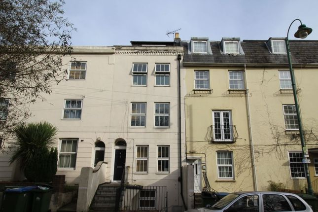Thumbnail Terraced house to rent in Bellevue Terrace, Southampton