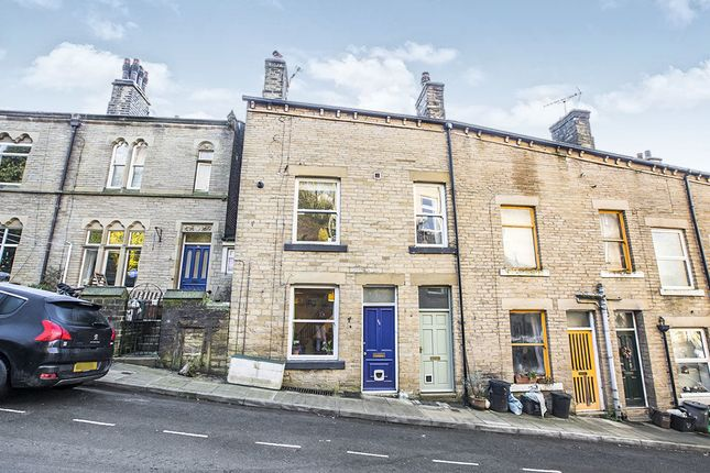 Thumbnail Terraced house for sale in Hangingroyd Road, Hebden Bridge