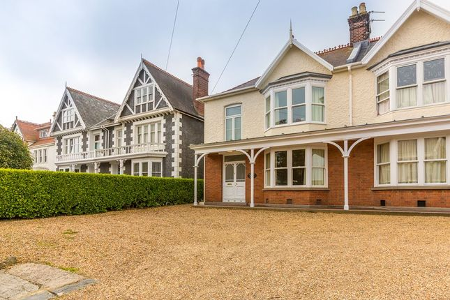 Thumbnail 3 bedroom semi-detached house to rent in Rohais, St. Peter Port, Guernsey