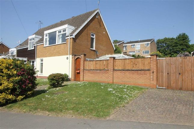 Thumbnail Semi-detached house for sale in Honeybourne Road, Halesowen