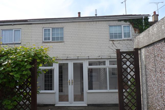 Thumbnail Town house for sale in Woodhouse Place, Tuxford, Newark