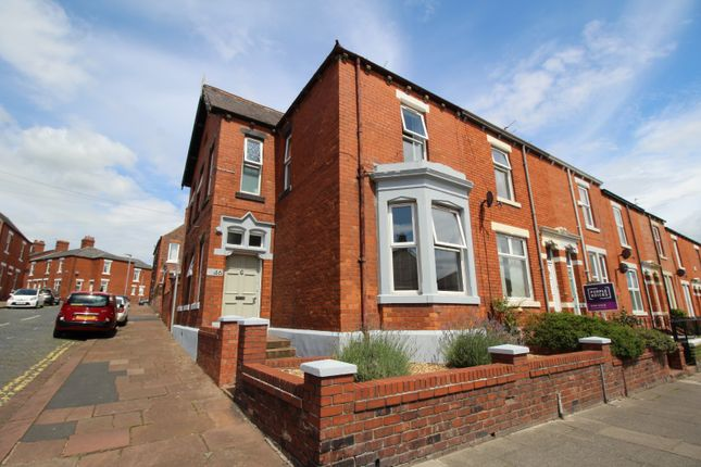 Thumbnail End terrace house for sale in Newtown Road, Carlisle