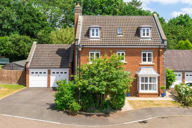 Thumbnail Detached house for sale in Reed Drive, Redhill, Surrey