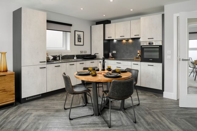 """Flat for sale in """"Delftfield"""" at Maclean Square, Govan, Glasgow"""