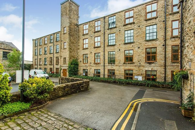 1 bed flat to rent in Victoria Apartments, Padiham, Burnley, Lancashire BB12