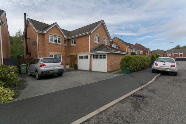 Thumbnail Detached house for sale in Thrush Way, Winsford
