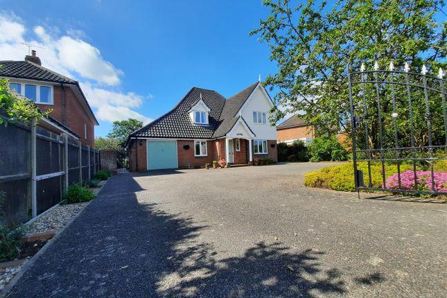 4 bed detached house for sale in Grundisburgh Road, Woodbridge IP12