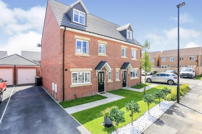 Thumbnail Terraced house for sale in Ribblehead Road, Harrogate, North Yorkshire