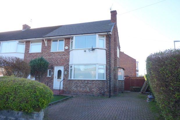 Thumbnail Property to rent in Euston Grove, Prenton