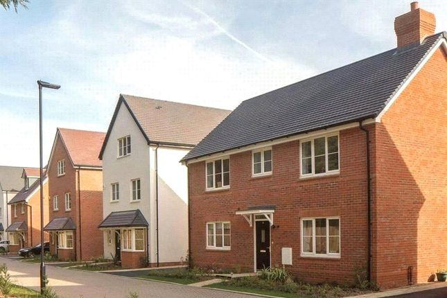 Thumbnail Detached house for sale in Cresswell Park, Roundstone Lane, Angmering, West Sussex