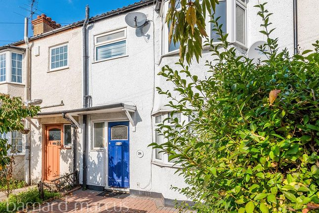 Thumbnail Flat to rent in Bicester Road, Richmond