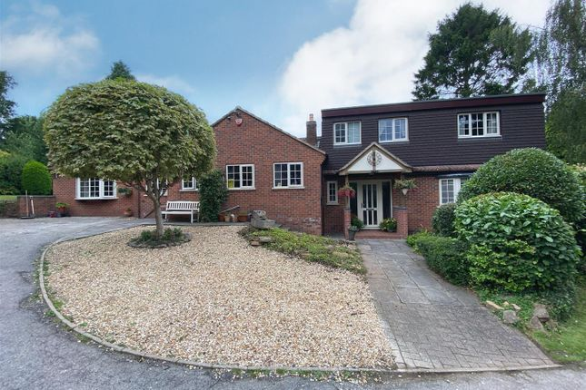 Thumbnail Detached house for sale in Kings Croft, Allestree, Derby