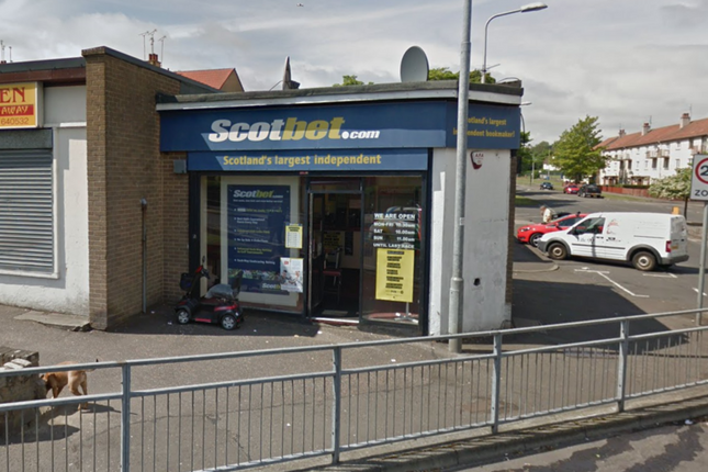 Retail premises for sale in Hendry Road, Kirkcaldy