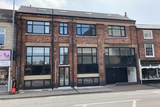 Thumbnail Flat for sale in Baxter Gate, Loughborough
