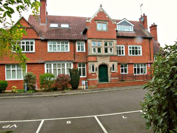 2 bed flat for sale in The Pavilions, Talbot Road, Oxton