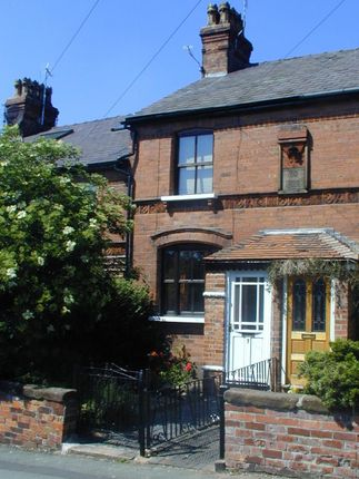Thumbnail Terraced house to rent in 7 Middle Walk, Knutsford