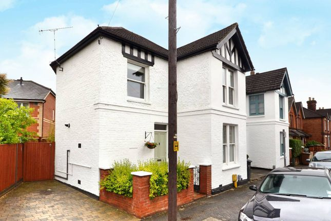 Thumbnail Detached house to rent in Springfield Road, Guildford