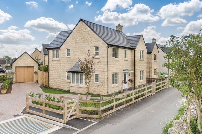 Thumbnail Detached house for sale in The Tynings, Minchinhampton, Stroud