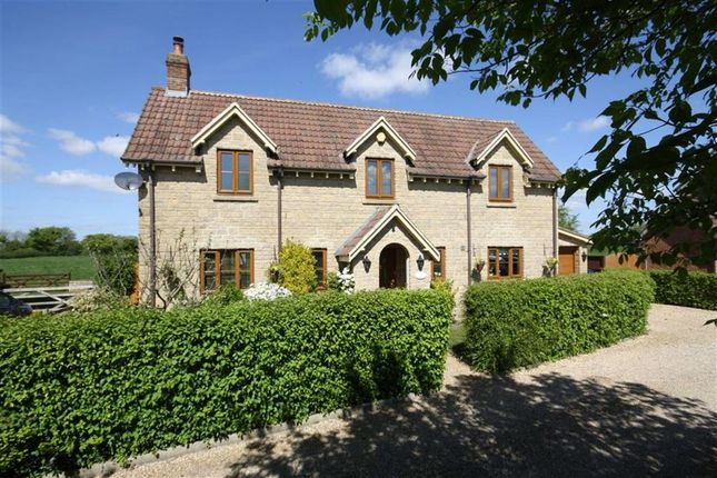 Thumbnail Detached house for sale in Sunnyside Close, Christian Malford, Chippenham, Wiltshire