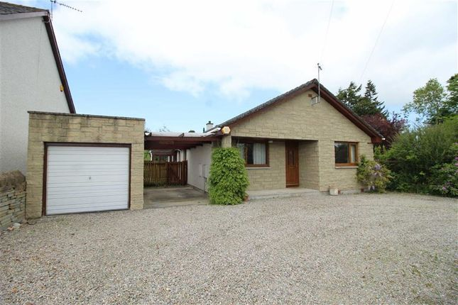 Thumbnail Detached bungalow for sale in Leys View, Culduthel Road, Inverness