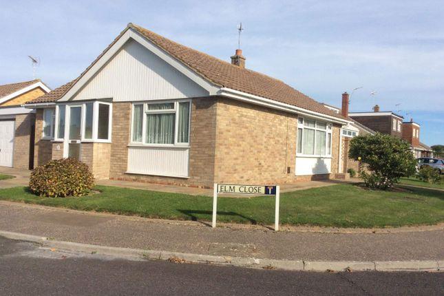Detached bungalow for sale in Elm Close, Bognor Regis