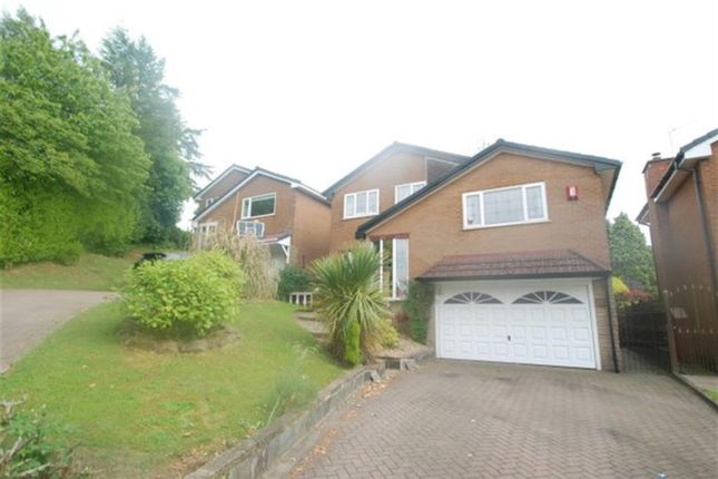 Thumbnail Detached house for sale in Wheatfield, Stalybridge