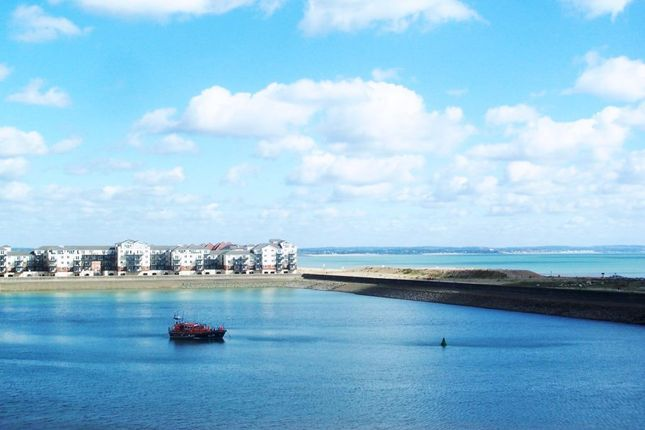 Thumbnail Flat for sale in Barbuda Quay, Sovereign Harbour South, Eastbourne