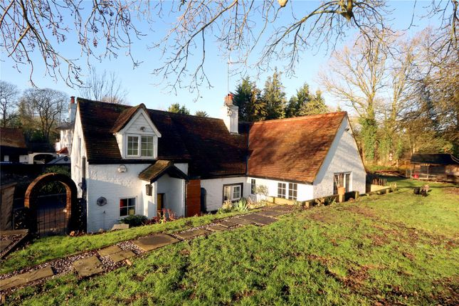 Thumbnail Detached house for sale in Old Mill Road, Hunton Bridge, Kings Langley