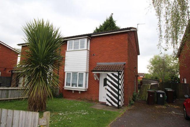 Thumbnail Semi-detached house to rent in Whitburn Close, Wolverhampton